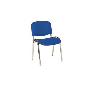 Chrome Frame 4 Leg Chair