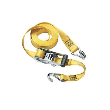 MasterLock Ratchet Tie Downs with J Hook