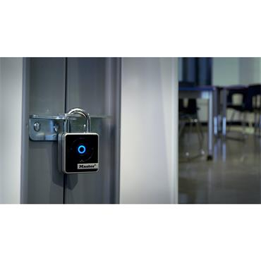 Master Lock Smart padlock, Bluetooth / Indoor use