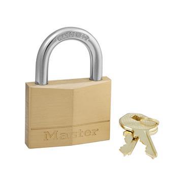 Master Lock, Economy Brass Series Padlock