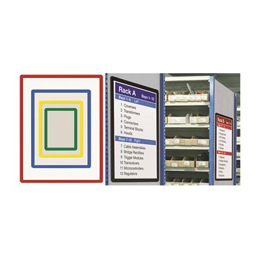 Magnetic Frames for Documents, Pack 10