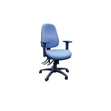 Orthopaedic Office Chair with Height Adjustable Arms