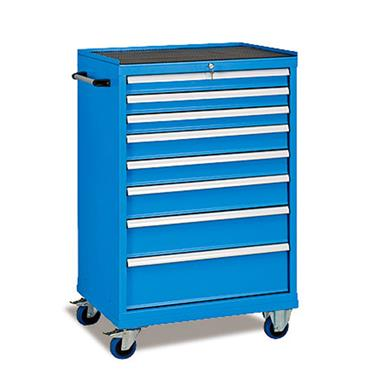 Movable Drawer Cabinet, 1000mm High