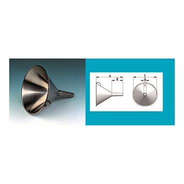 Metalware Range, Stainless Steel Funnel