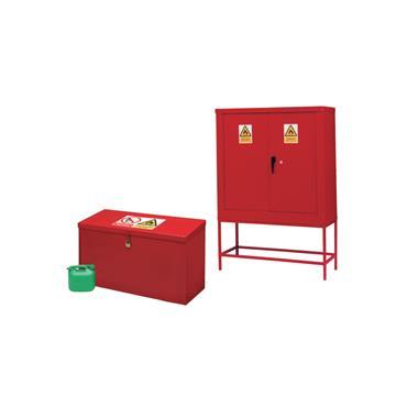 Petroleum & Flammable Liquid Cupboards