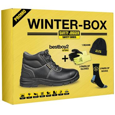 Safety Jogger BESTBOY 2 Safety Boot PROMO Box