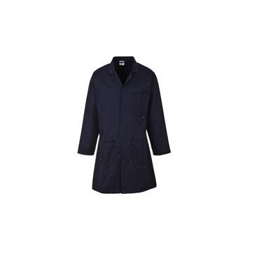 PORTWEST 2852 Navy Standard Warehouse Coat