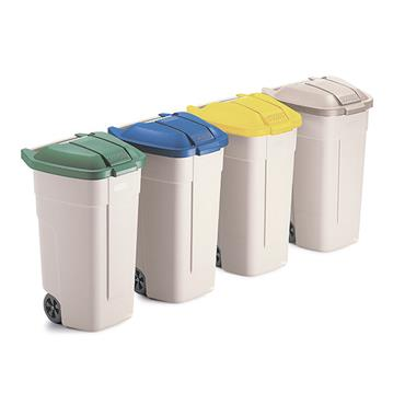 Rubbermaid Mobile Containers
