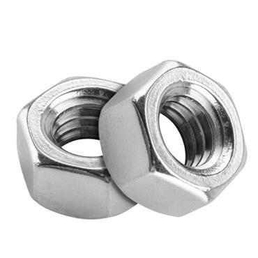 Rawlplug DIN934 Standard Hex Nut Zinc Plated