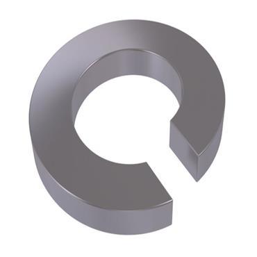 Rawlplug DIN127B Spring Washer  Zinc Plated