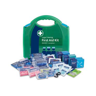 Reliance, Large Catering Kit in Green/Blue Integral Aura