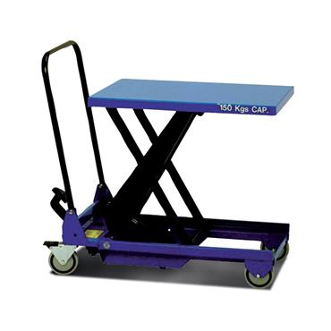 Light Duty Mobile Scissor Lift