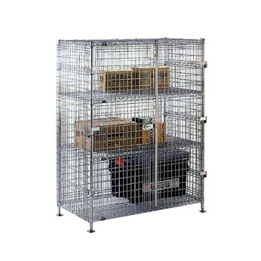 Stainless Steel Security Cages