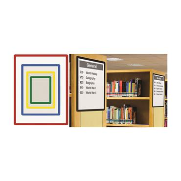 Self-adhesive Frames for Documents, Pack 10