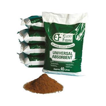Fentex Biodegradable Oil Selective, Loose Absorbents
