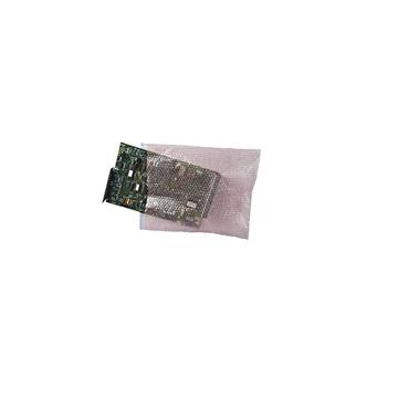 Pink Antistatic Bubble Bag, 305 x 435mm, Pack 150