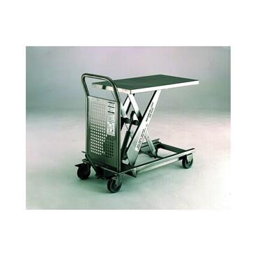 Stainless Steel Mobile Lift Tables