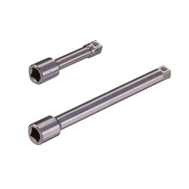 "Stainless Steel Extension Bar 3/8"" Dr. 75mm Long"