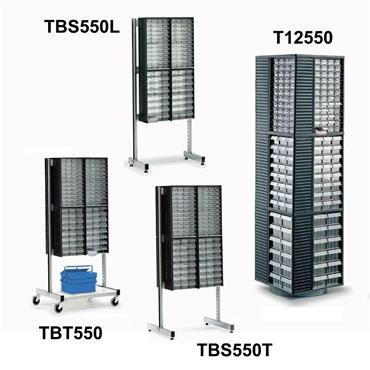 Treston Cabinet Stands and Trolleys