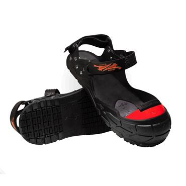 Tiger Grip Visitor Premium Safety Overshoes w/ Safety Cap & Anti-Slip Sole