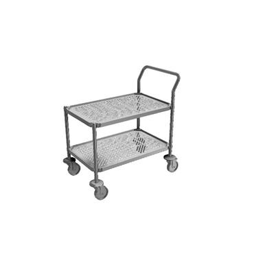 Stainless Cleanroom Carts
