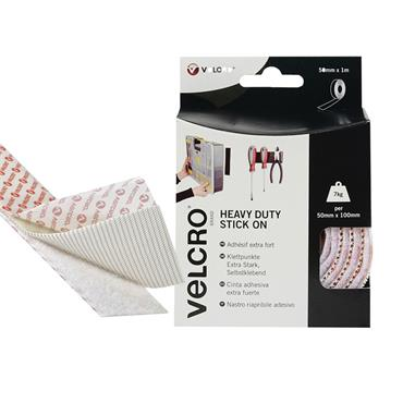 Velcro, Brand Heavy-Duty Stick On Tape