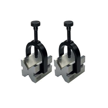 Vogel V-Block Pair w/ Clamps