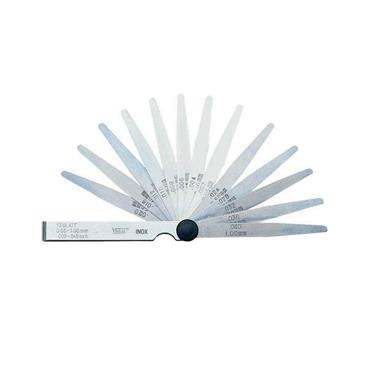 Vogel Feeler Gauge Set, Stainless Steel