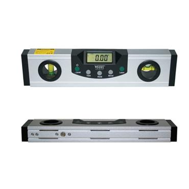 Vogel Digital Light Alloy Spirit Level, w/ Cross Laser