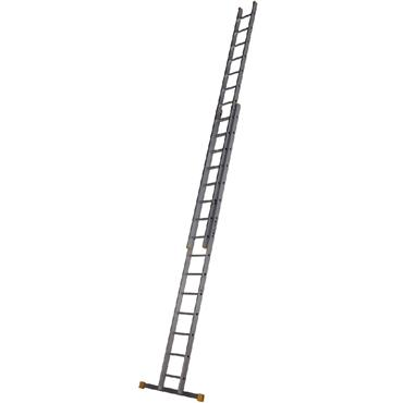 Werner 722 Box Section Extension Ladder - Double