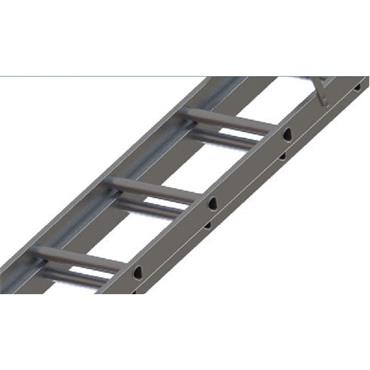 Werner 77100 Double Section Roof Ladder