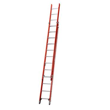 Werner 774 Fibreglass Utility Extension Ladder - ALFLO