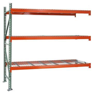 Heavy Duty Pallet Racking, 3 Shelf, 4000H x 900D x 2700W mm