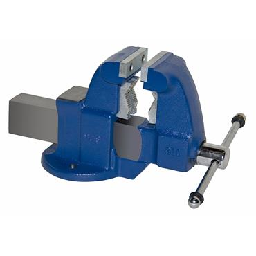 Yost Vise Combination Pipe and Bench Vice, Stationary Base