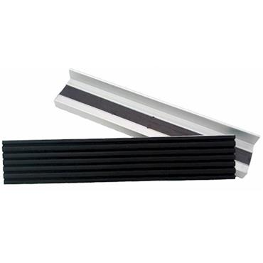 Yost Vise Magnetic Aluminum Jaw Cap (1) Pair