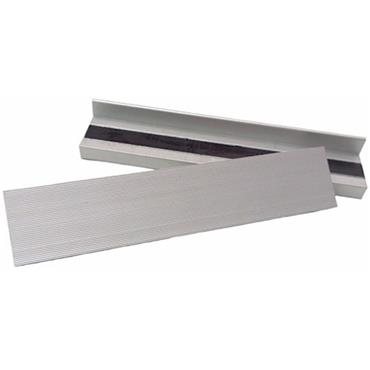 Yost Vise Prism Aluminum Jaw Cap (1) Pair