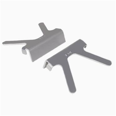 Yost Vise Aluminum Jaws Covers