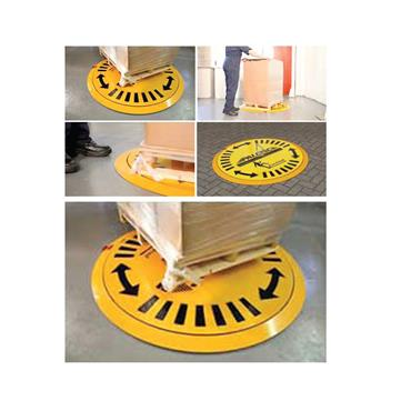 Pal Disc Pallet Turntable