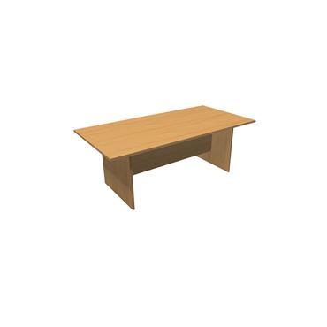 Beech Meeting Table 2100 x 1200 x 730mm