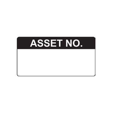 Quality Control Labels, Asset No