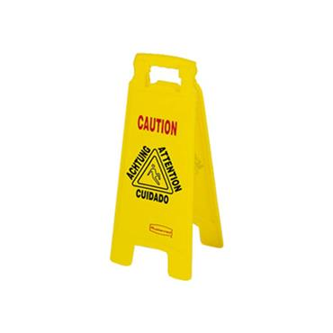 Rubbermaid, Floor Sign Caution