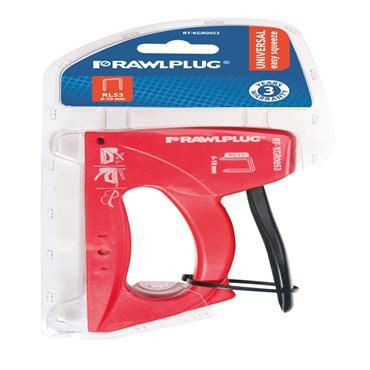 Rawlplug RT-KGR0053 Rawlplug Easy Squeez Stapler RL53