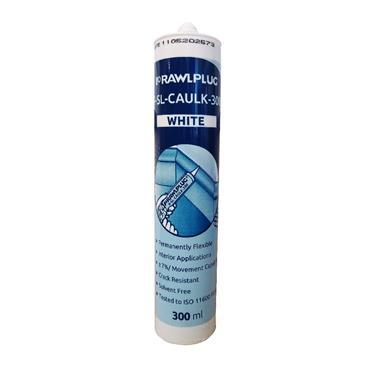 Rawlplug R-SL-MSP-02-290 Rawlplug MS Polymer Adhesive Sealant White 290ml