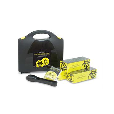 Reliance, Combination Kit in Large Integral Aura Black / Yellow