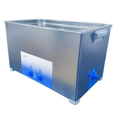 Clifton Range, SW45H 45 Litre Heated, Timed, Ultrasonic Baths, Drain Outlet
