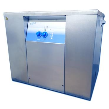 Clifton Range, SW90H 90 Litre Heated, Timed, Ultrasonic Baths, Drain Outlet