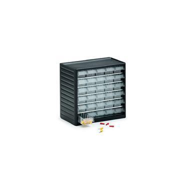 Treston Visible Storage Cabinets L-00, 30 Piece