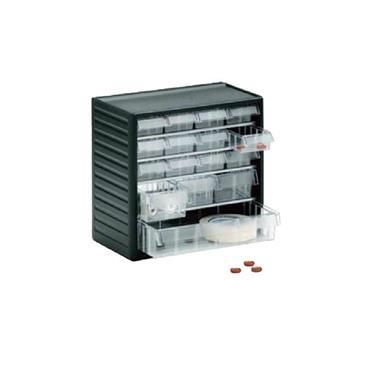 Treston Visible Storage Cabinets L-01, 12 Piece