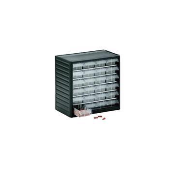 Treston Visible Storage Cabinets L-01, 24 Piece