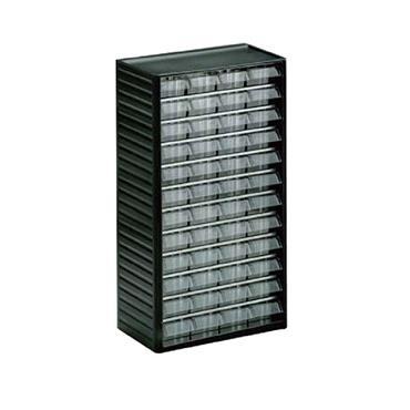 Treston Visible Storage Cabinets L-01, 48 Piece